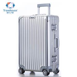 Путешествия алюминиевый магний комбинированный путешествия Lugguge бизнес поездки посетить алюминиевая рама большой емкости путешествия