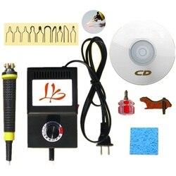 LY 25W Противоскользящий набор для нарезки припоя с высоким сопротивлением 220V EU или 110V US plug
