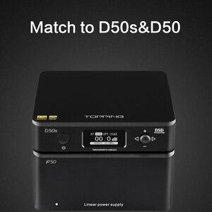 Image 2 - ציפוי P50 ליניארי כוח אספקת עבור D50S A50 DX3 פרו תואם עם הגלובלי מתח 115 V/230 V