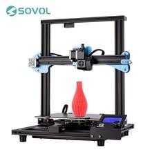 Sovol SV01 3D принтер запчасти для экструдера с прямым приводом 280*240*300 мм Meanwell источник питания 95% предварительно собранный Imprimante Impresora 3D