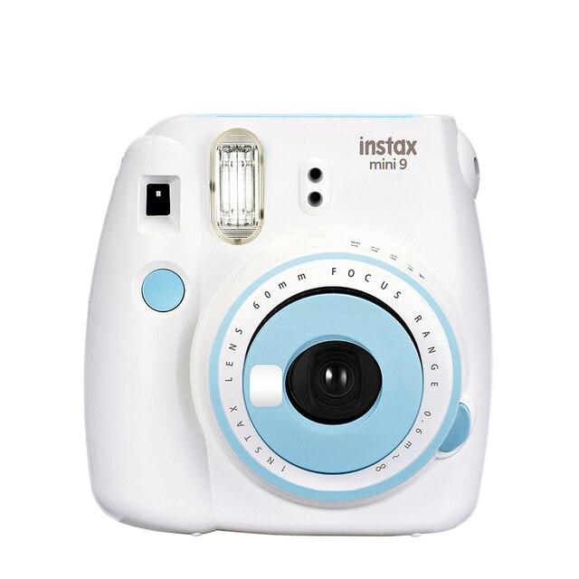 Pour Fujifilm Instax Mini 9 appareil Photo instantané Mini9 imprimante photo dimagerie jetable plusieurs couleurs au choix