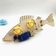 Игрушки stem для детей развивающая научная экспериментная технология