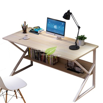 Large Computer Desk Home Laptop Bedroom Table Simple Modern Writing Desk Student Learning Table Economy Buy At The Price Of 128 51 In Aliexpress Com Imall Com