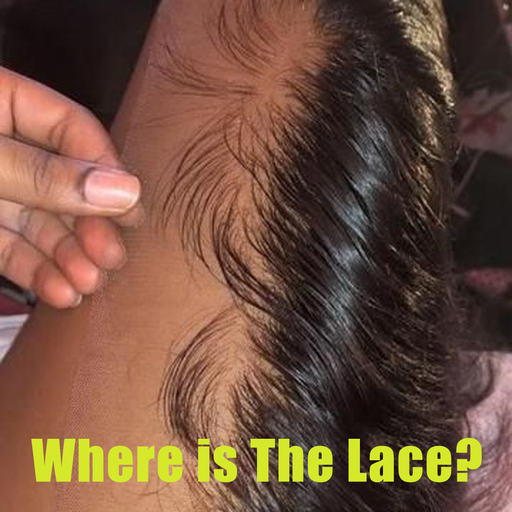 Transparent Lace Hair Ear To Ear Lace Frontal Closure With Baby Hair Pre Plucked Brazilian Straight Remy Hair Free Part