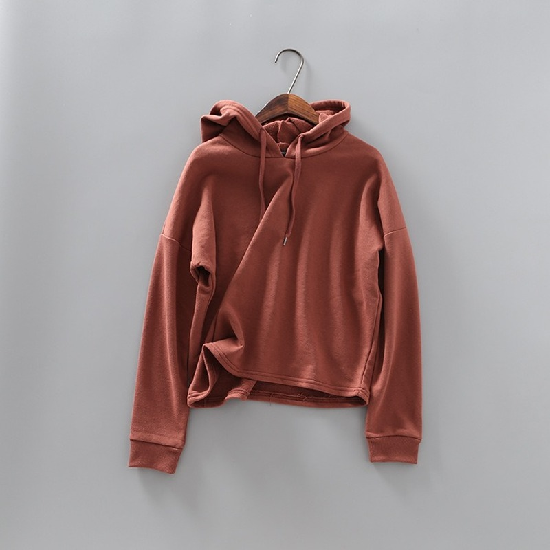 Women Hoodies Sweatshirts 2020 Spring Autumn Plus Size Long Sleeve Pullover Hoodie Female Casual Thin Hooded Sweatshirt