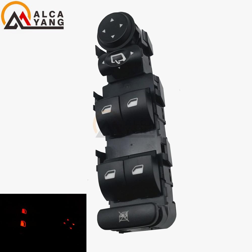 Citroen C4 üçün 9 Pin Elektrikli Master Pəncərə Güzgü - Avtomobil ehtiyat hissələri - Fotoqrafiya 6