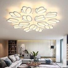Современный светодиодный потолочный светильник с дистанционным