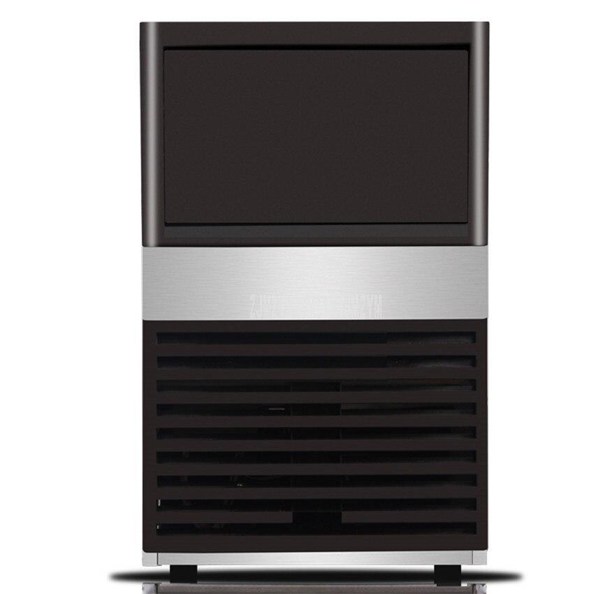 85 kg/tag Automatische Elektrische Quadratische Form Eis Maker Blu ray Desinfizieren Ice Cube, Der Maschine Für Milch Tee Kaffee bar Shop ZC 091