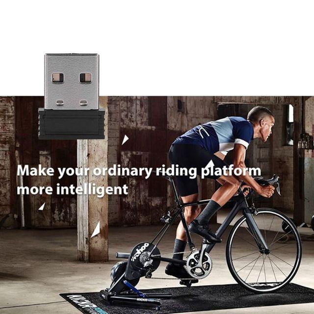 Mini Port de Dongle portatif dadaptateur de bâton de fourmi + dusb pour le cyclisme de Zwift Wahoo Bkool G92F