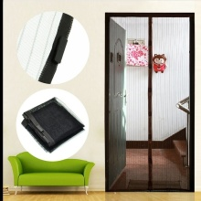 Thermomagnetic anti-mosquito magic curtain automatic closing curtain screen door anti-mosquito curtain
