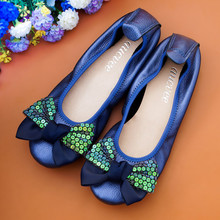AUCVEE Women's Shoes Fashion Round Toe Girls Bow Flats Spring Sexy Women Loafers Shoes Woman Flats 2020 New Autumn Ladies Ballet fashion bowtie women s flats shoes spring autumn round toe slip on ballet flats shoes for woman ladies casual loafers gray black
