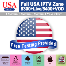 USA Android TV box IPTV Subscription Canada tv Antenna tv box antenna tv digital For Android Box smart TV Box Free Test xxx