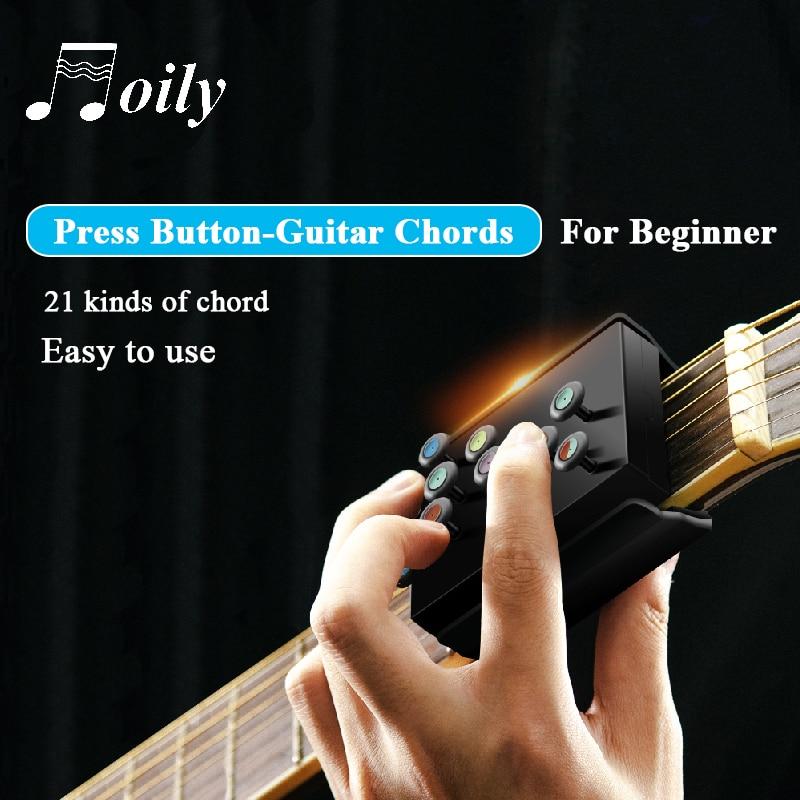 1977.89руб. 51% СКИДКА|21 вид гитарных аккордов для начинающих, обучающая система, обучающая система, гитарный тренажер, тренировка акустических гитар, аксессуары Chord Buddy|Детали и аксессуары для гитар| |  - AliExpress