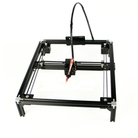 DIY LY drawbot pen drawing robot machine lettering corexy normal version A2 engraving area frame plotter robot kit for drawing