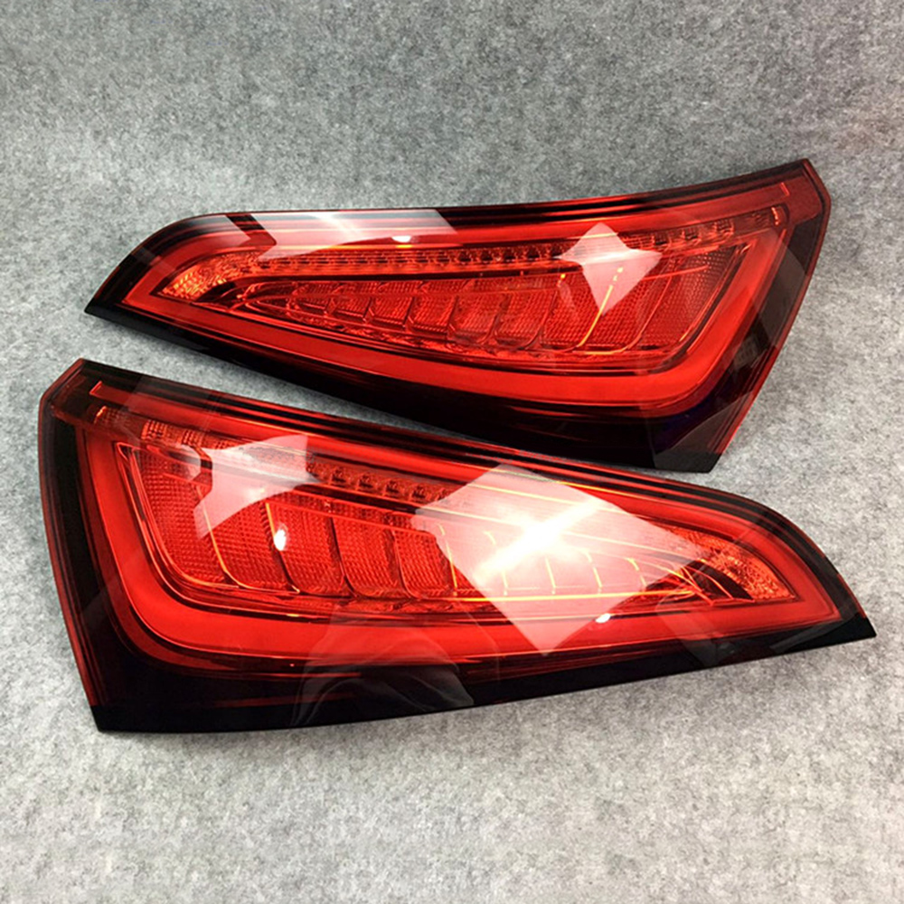 Tail Lamp For Audi Q5 2013 Tail Light Rear Turning Signal Brake Lamp Warning Bumper Light Car Light Assembly