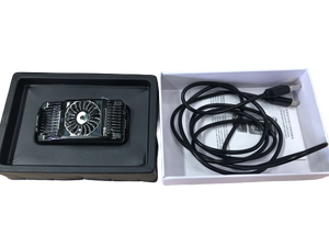 Image 5 - Stretchable נייד טלפון Cooler סמיקונדקטור רדיאטור קירור מאוורר Stand קירור למטה טמפרטורת מחזיק השתק עבור iPhone Huawei