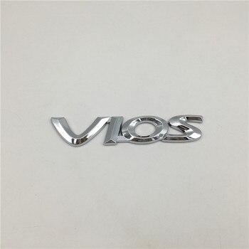 Pour Toyota VIOS Logo emblème Badge arrière tronc lettres autocollant voiture Auto accessoires