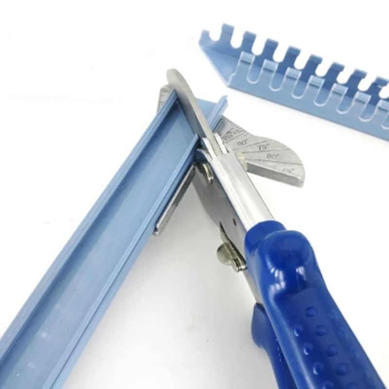 45-120° Multi Angle Pipe Scissor Wire Trunking Mitre Trim Cutter Hand Tool WA