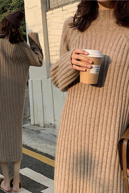 Maternity Dresses for Autumn and Winter 6