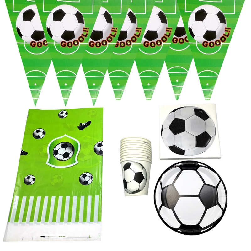 10 Soccer Cups Soccer Birthday Party Soccer Baby Shower Cups Plastic Soccer Ball Cups Sports Theme Disposable Soccer Gender Reveal Cups