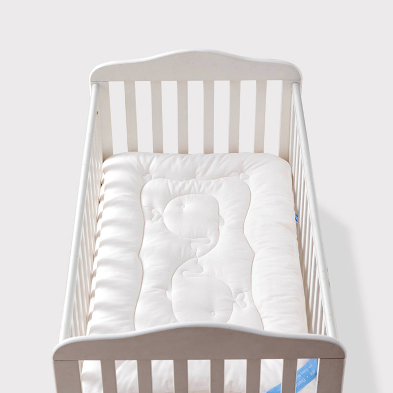 Cotton Mattress Scorpion Baby Mattress Infant Cot Crib Bedding Toddler Nursery Nursing Pure White Soft BHS027