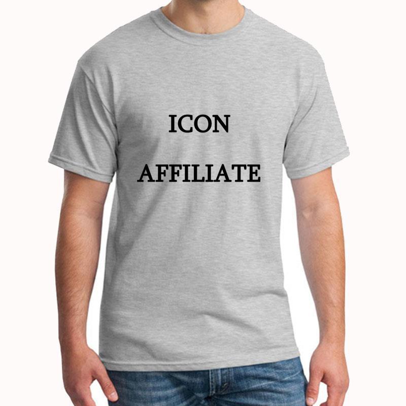 fashion Icon Affiliate tshirt plus sizes s-16xl Breathable triathlon Kawaii men's t shirt tee