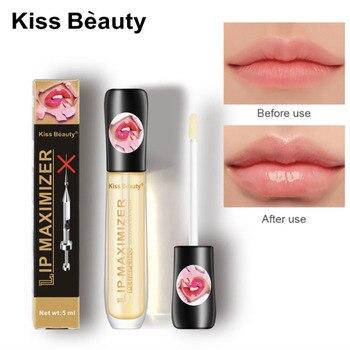 Gran volumen de labios regordetes, líquido para labios que se desliza, lupa de refuerzo, herramienta para voluminosas, dispositivo maximizador de labios