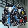Размера плюс 10XL 9XL 8XL 7XL 6XL 5XL мужские куртки повседневные модные 2019 уличная одежда в стиле хип хоп панк с принтом дизайн весна осень