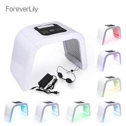 Máscara Led para terapia de luz Facial VIP PDF