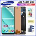 Neue Für Samsung Galaxy A50 SM-A505FN/DS A505F/DS A505 LCD Display Touchscreen Digitizer Montage Für Samsung a50 LCD