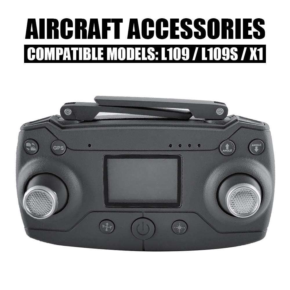 For L109/L109S/X1 Remote Control Helicopter Quadcopter RC Foldable Drone Accessory Remotecontroller Controller Transmitter