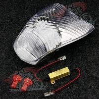Bmw k1200s k1200r 용 오토바이 led 미등 통합 회전 신호 -