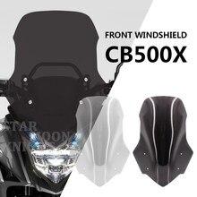 Déflecteur de pare-brise de Moto, pour Honda CB500X CB 500X2012-2020, 2019, protecteur de pare-brise
