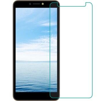 Перейти на Алиэкспресс и купить Закаленное стекло для Itel P13 A16 Plus P11 A44 Power A14 A15 A46 A52 Lite 9H, защитная пленка, защитное покрытие ЖК-экрана
