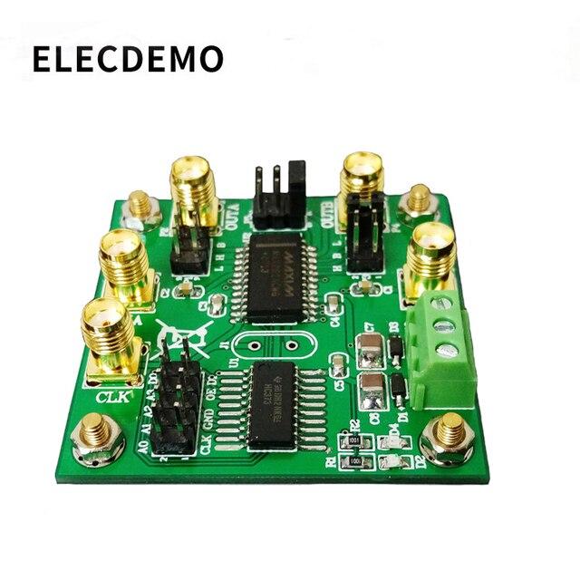 Módulo de filtro programable MAX262, condensador conmutado, banda de paso, Highpass, frecuencia central programable Lowpass