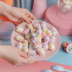 10PCS Wedding dessert table simulation marshmallow model hotel restaurant candy jewelry window decoration shooting props