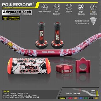 Handlebar For Pro Taper Pack Bar 1-1/8