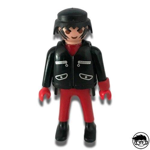 Playmobil Vintage Figure Midwest Bandit 1997 Loose