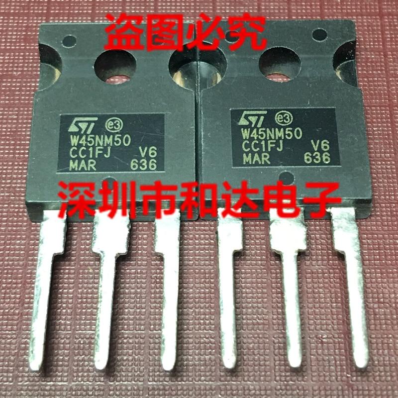 STW45NM50 W45NM50  TO-247 500V 45A