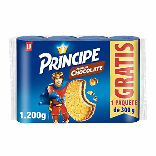 Galletas Principe Choco Pack 4 X 300g