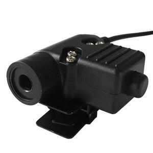 Image 5 - Comtac II Tactical Headset Military headphones Noise Reduction Sound Pickup Ear Protection FG+ U94 PTT Kenwood 2 pin Plug