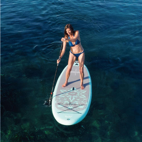 305 X 76 X 15 cm inflatable Stand Up Fishing Board 2