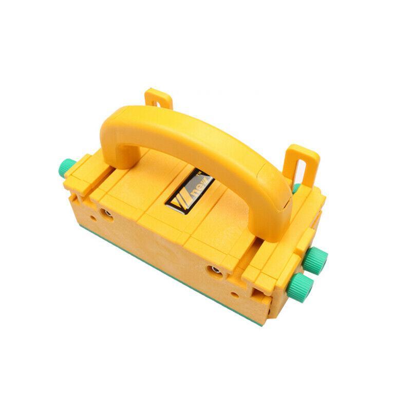 Haute qualité 3D sécurité poussoir retournement Table scie à ruban outils de travail du bois outils de bricolage pour le travail du bois multifonctions