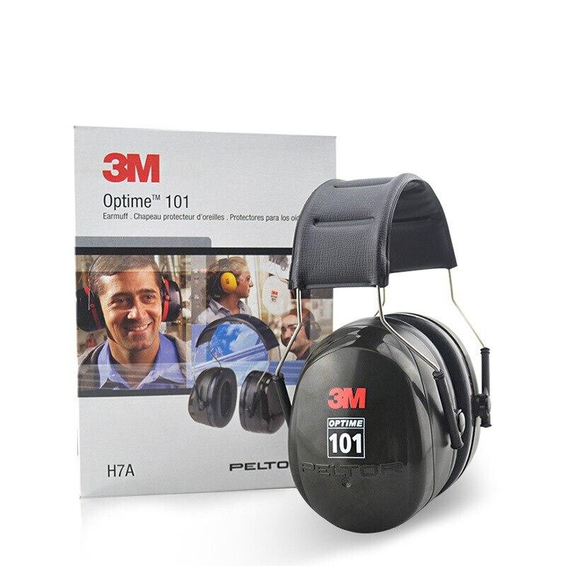 3M cache-oreilles H7A Anti-bruit protection cache-oreilles apprentissage pyjama travail Site bruit décoration prise de vue bouchons d'oreille protecteurs d'oreille