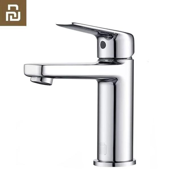 Youpin Dabai Diiib kolu lavabo banyo havzası musluk soğuk sıcak musluk bataryası mutfak musluk şelale banyo mutfak musluk
