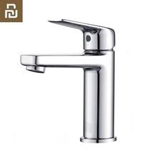 Youpin Dabai Diiib poignée évier salle de bain bassin robinet froid chaud mitigeur cuisine robinet cascade pour salle de bain cuisine robinet