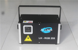 Image 2 - ILDA projecteur laser multicolore RGB 3W, Laser rvb, laser pour voiture, Expo et autres événements