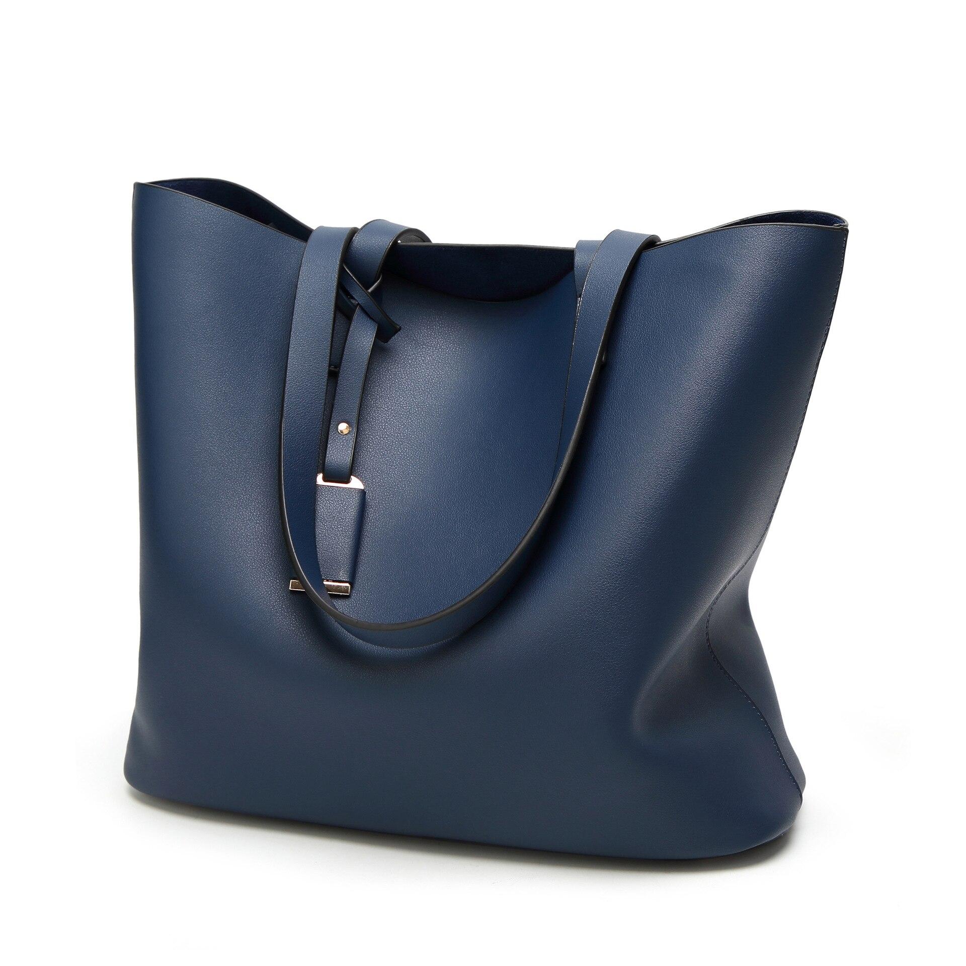 Women's Bag Tote-Bag Shoulder Portable Fashion Ladies Joker Urethane Poly Casual New