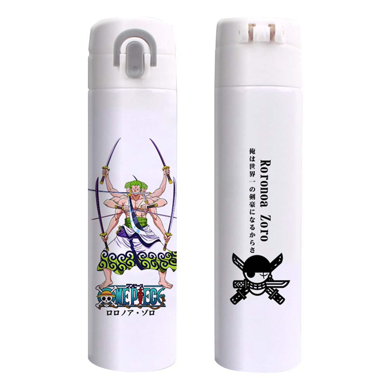 Duanin sweet Thermos Cup Anime Stainless Steel Cup Water Bottles Drinking Cup H04
