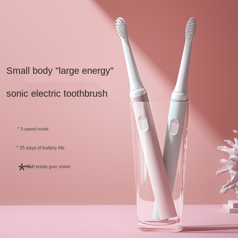 sonic electric toothbrush t10 teeth Waterproof Automatic for ultrasonic u tooth brush 2 heads USB Rechargeable travel whitening